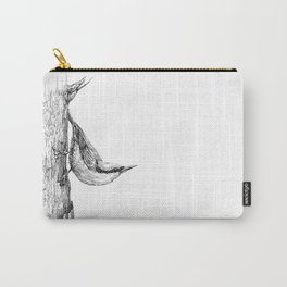 Nuthatch Ink Carry-All Pouch
