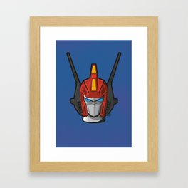 G1 Star Saber Framed Art Print