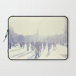White İstanbul Laptop Sleeve