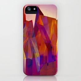 prismatic world -2- iPhone Case