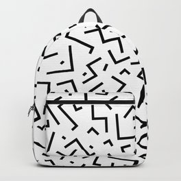 Memphis pattern 30 Backpack