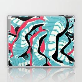 Melted Foam - Sneakers Laptop & iPad Skin