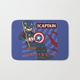 Captain Americana Bath Mat