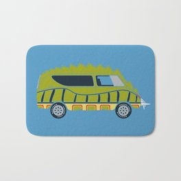 Death Race 2000 Alligator Van Bath Mat