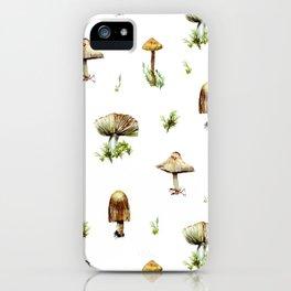 OIN011 Mushroom AOP iPhone Case