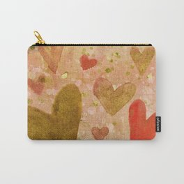Heart No. 20 Carry-All Pouch