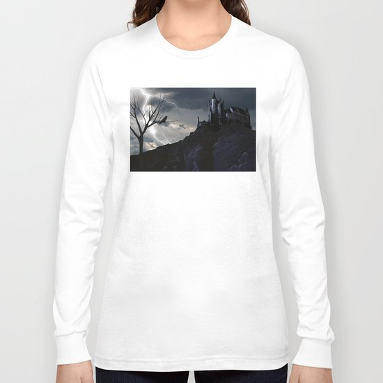 Mystery on the Hill Long Sleeve T-shirt