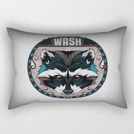 Wash Rectangular Pillow