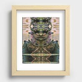 """Deep Inside II"" Recessed Framed Print"