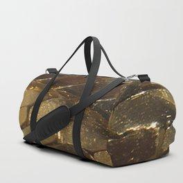 gold? chain Duffle Bag