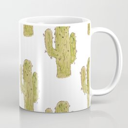 Cactus | Watercolor | Southwest Decor Pattern Coffee Mug