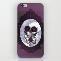 lucas david iPhone & iPod Skins featuring Lucas by Gaab D'Amato