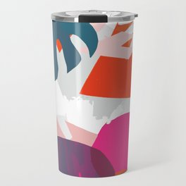 Tropical sunset Travel Mug