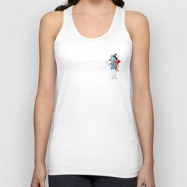 French mouse Unisex Tank Top