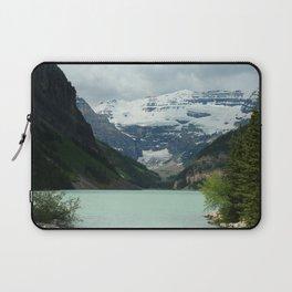 Peaceful Lake Louise Laptop Sleeve