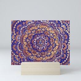 Pencil shavings V Mini Art Print
