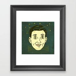 headache highness Framed Art Print