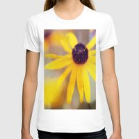 be happy T-shirts featuring Happy by Bella Blue Photography