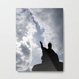 Hand of God Metal Print