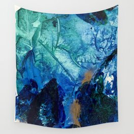 Sea Leaves, Tiny World Collection Wall Tapestry