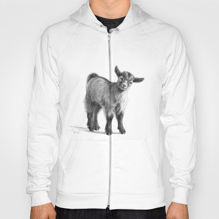 Goat baby G097 Hoody