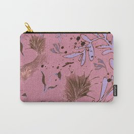 Pink fish pond Carry-All Pouch