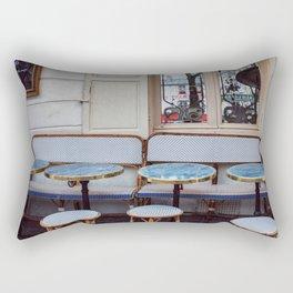 Montmartre details. Rectangular Pillow