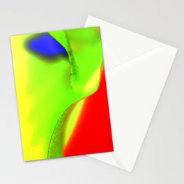 Landscape multicolor ign 541 Stationery Cards
