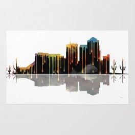 Tucson Skyline BW1 Rug