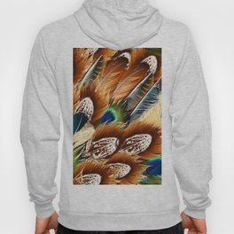 So feathers fashion Hoody