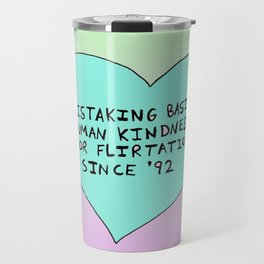 Bastard Heart (#6) Travel Mug