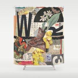 W3 Shower Curtain