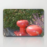 boardwalk empire iPad Cases featuring Boardwalk by Tawnya's Studio
