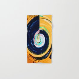 African Swirl Hand & Bath Towel