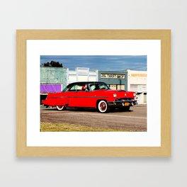 Blast From The Past Framed Art Print
