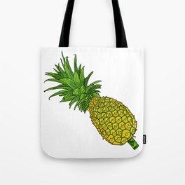 Pi the pineapple Tote Bag