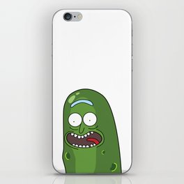 Pickle Rick Pocket! I'm Pickle Riiiiiiiick! iPhone Skin