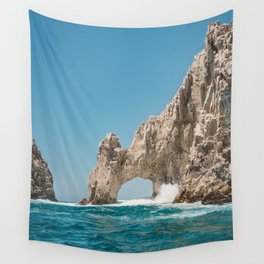 Arch of Cabo San Lucas Wall Tapestry