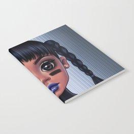 Left Eye Notebook