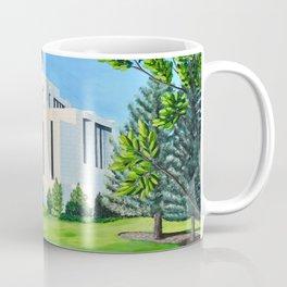 Cardston, Alberta Temple Coffee Mug