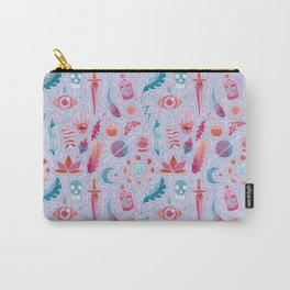 Magic watercolor Carry-All Pouch