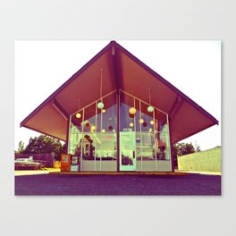 House of Donuts Canvas Print