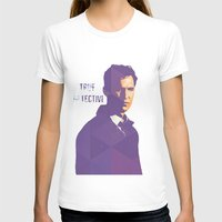 true detective T-shirts featuring TRUE DETECTIVE by Sunli