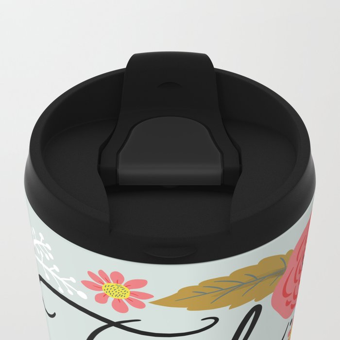 Pretty Swe*ry: F this Sh*t Metal Travel Mug
