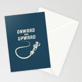Onwards & Upwards! Stationery Cards