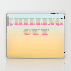 CHILLING OUT 3 Laptop & iPad Skin