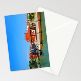 Drunken Fishermen Stationery Cards
