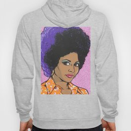 Pam Comic Girl Hoody