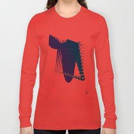 Blue Haze Long Sleeve T-shirt