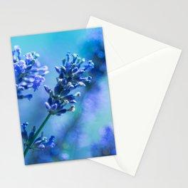 lavender blue Stationery Cards